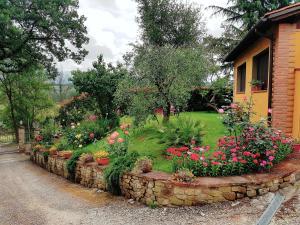 Casale Ginette, Ferienhöfe  Incisa in Valdarno - big - 62