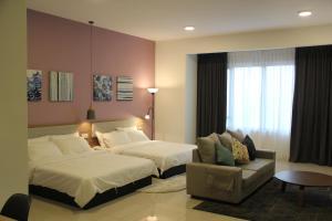 Da Men Suites, Apartmanok  Subang Jaya - big - 58