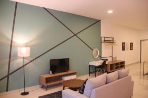 Da Men Suites, Apartmanok  Subang Jaya - big - 59