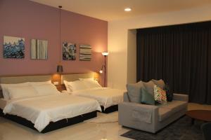 Da Men Suites, Apartmanok  Subang Jaya - big - 60