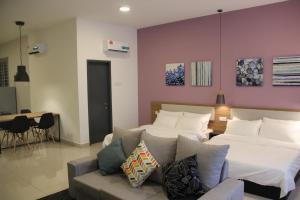 Da Men Suites, Apartmanok  Subang Jaya - big - 62