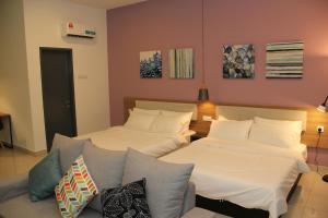Da Men Suites, Apartmanok  Subang Jaya - big - 65