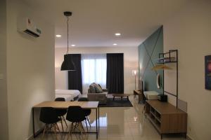 Da Men Suites, Apartmanok  Subang Jaya - big - 54