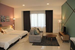 Da Men Suites, Apartmanok  Subang Jaya - big - 50