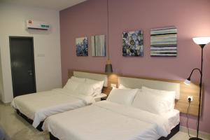 Da Men Suites, Apartmanok  Subang Jaya - big - 74