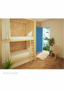 45 Calmette Hostel