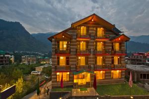 Mountain Green Villa By Hello Hotels