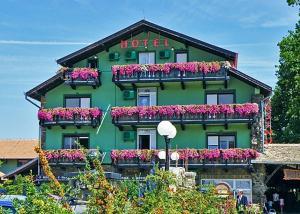 Hotel Dunav, Отели  Сремски-Карловци - big - 23