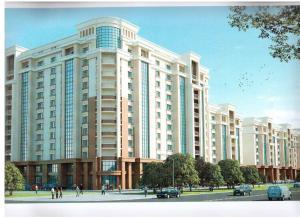 ZhK Aisanam, Appartamenti  Taldykol' - big - 1