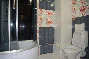 ZhK Aisanam, Appartamenti  Taldykol' - big - 5