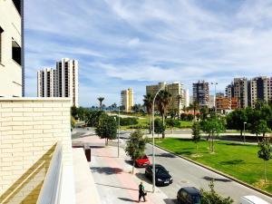 Parque Mariola Apartment