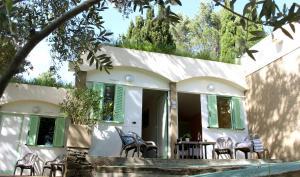 VVF Villages Le domaine de l'île en forêt, Holiday parks  La Garde-Freinet - big - 6