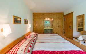 Chesa La Furia, Ferienwohnungen  Pontresina - big - 34