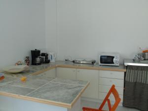 Oneiro glico, Aparthotely  Agia Marina Aegina - big - 16