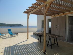 Oneiro glico, Aparthotely  Agia Marina Aegina - big - 23