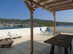 Oneiro glico, Aparthotely  Agia Marina Aegina - big - 28