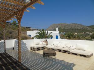 Oneiro glico, Aparthotely  Agia Marina Aegina - big - 32