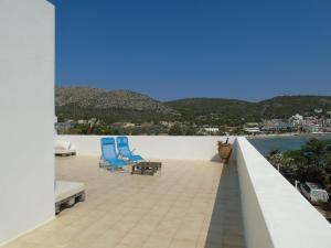 Oneiro glico, Aparthotely  Agia Marina Aegina - big - 34