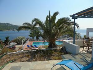 Oneiro glico, Aparthotely  Agia Marina Aegina - big - 73