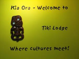 obrázek - Tiki Lodge Backpackers