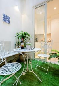 Genteel Home Galera, Apartmanok  Sevilla - big - 7