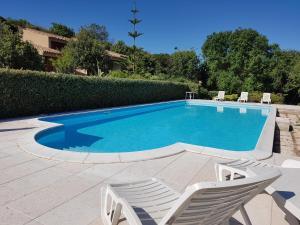 Villa Oliva verde, Villen  Costa Paradiso - big - 75