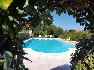 Villa Oliva verde, Villen  Costa Paradiso - big - 73
