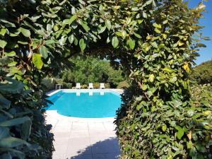 Villa Oliva verde, Виллы  Коста-Парадисо - big - 71