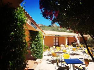 Villa Oliva verde, Villen  Costa Paradiso - big - 114