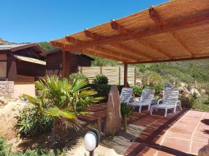 Villa Oliva verde, Villen  Costa Paradiso - big - 122