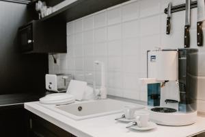 Apartment IO7, Apartmány  Novi Sad - big - 17