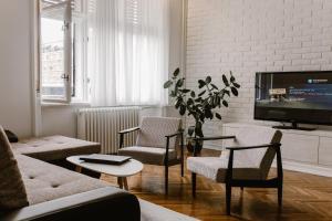 Apartment IO7, Apartmány  Novi Sad - big - 8