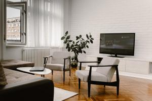 Apartment IO7, Apartmány  Novi Sad - big - 5