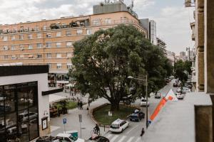 Apartment IO7, Apartmány  Novi Sad - big - 2