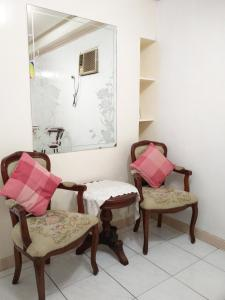 1BR Condo at Lansbergh Place, Apartments  Manila - big - 4