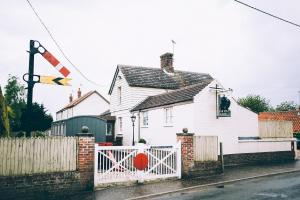 The Railway House