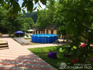 База отдыха Сосновый Бор, Архипо-Осиповка