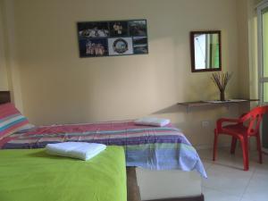 Turispanish Hostel, Pensionen  Santa Marta - big - 16