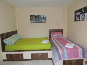 Turispanish Hostel, Pensionen  Santa Marta - big - 17