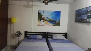 Turispanish Hostel, Pensionen  Santa Marta - big - 18