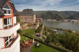 Romantik Hotel Schloss Rheinfels