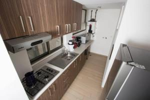HomFor Napoles, Apartmány  Mexiko City - big - 15
