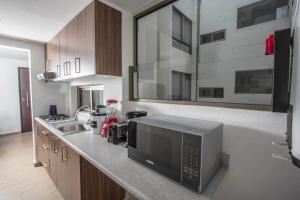 HomFor Napoles, Apartmány  Mexiko City - big - 17
