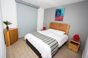 HomFor Napoles, Apartmány  Mexiko City - big - 19