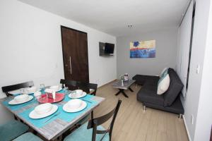 HomFor Napoles, Apartmány  Mexiko City - big - 22