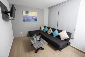 HomFor Napoles, Apartmány  Mexiko City - big - 23
