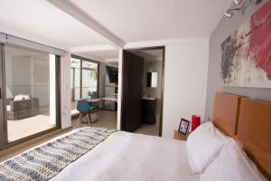 HomFor Napoles, Apartmány  Mexiko City - big - 26