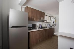 HomFor Napoles, Apartmány  Mexiko City - big - 28