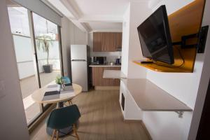 HomFor Napoles, Apartmány  Mexiko City - big - 33