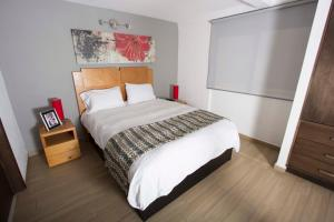HomFor Napoles, Apartmány  Mexiko City - big - 36